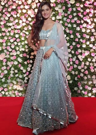 Reception Lehenga Buy Designer Lehengas For Reception Online