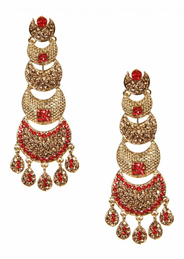 Fine Gold Plated Earring