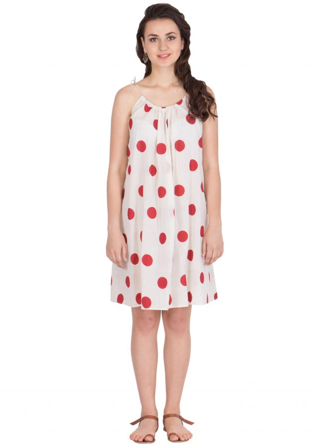 Lightweight cotton dress